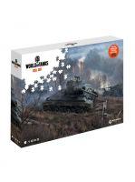 Puzzle World of Tanks - Na číhané (poškozený obal) (PC)
