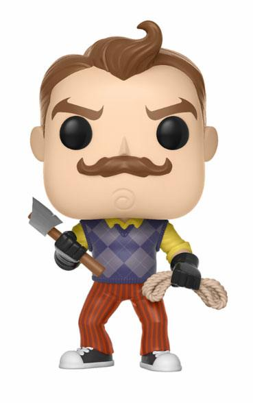 Figurka Hello Neighbor - Neighbor with Axe and Rope (Funko POP! Games 262) (PC)