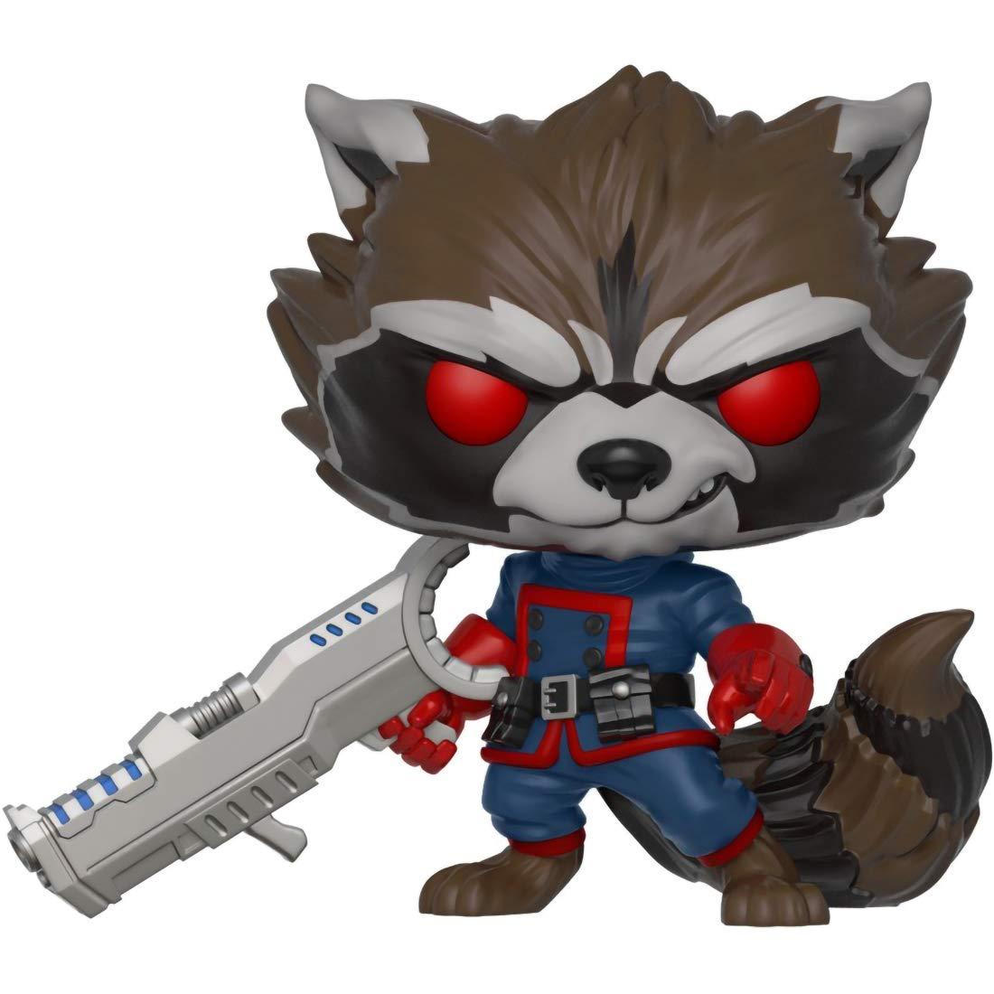 Figurka Guardians of the Galaxy - Rocket Raccoon Classic (Funko POP! Marvel 396) (PC)