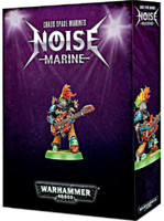 W40k: Space Marines - Noise Marine