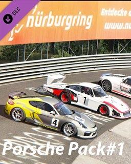 Assetto Corsa Porsche Pack 1 (PC DIGITAL)