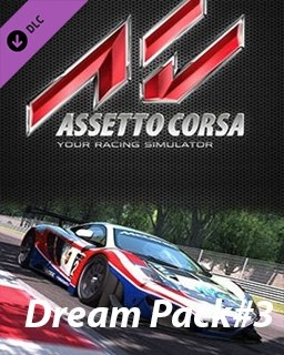 Assetto Corsa Dream Pack 3 (PC DIGITAL)