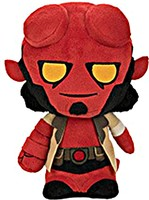 Plyšák Hellboy