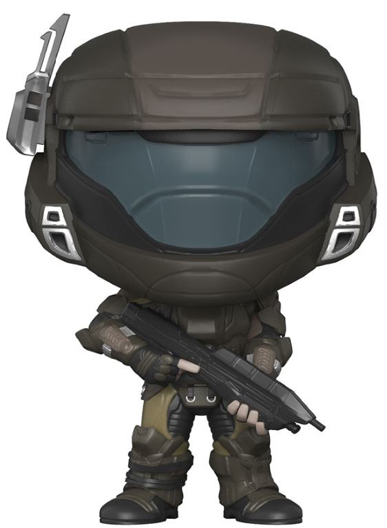Figurka Halo - ODST Buck (Funko POP! Halo 09) (PC)