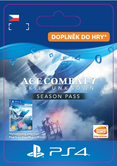 Ace Combat 7: Skies Unknown Season Pass (PS4 DIGITAL) (PS4)