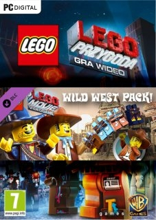 LEGO Movie Videogame Wild West Pack (PC DIGITAL) (PC)