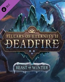 Pillars of Eternity 2 Deadfire Beast of Winter (PC DIGITAL)