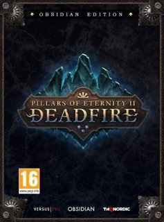 Pillars of Eternity 2 Deadfire Obsidian Edition (PC DIGITAL)