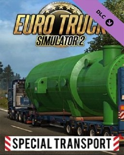 Euro Truck Simulátor 2 Special Transport (PC DIGITAL)