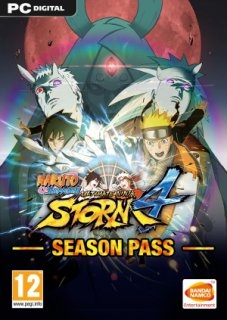 NARUTO STORM 4  Season Pass (PC DIGITAL)