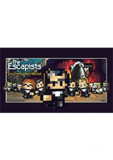 The Escapists Duct Tapes are Forever (PC DIGITAL) (PC)