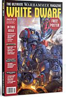 Časopis White Dwarf 2019/01 (PC)