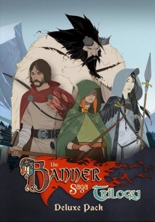 Banner Saga Trilogy Deluxe Pack (PC DIGITAL) (PC)