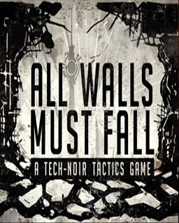 All Walls Must Fall A Tech-Noir Tactics Game (PC DIGITAL)