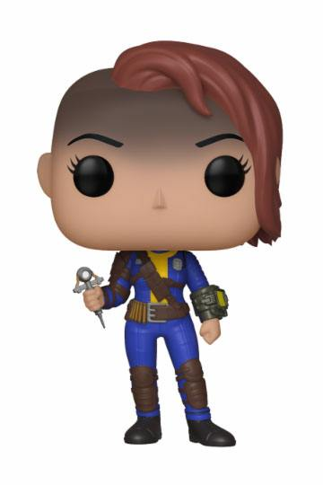 Figurka Fallout - Vault Dweller Female (Funko POP!)  (PC)