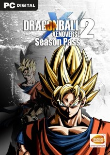 DRAGON BALL XENOVERSE 2 Season Pass (PC DIGITAL)