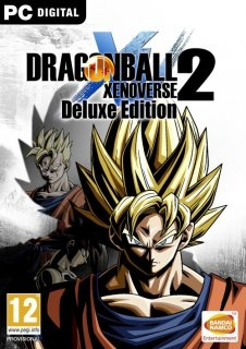 DRAGON BALL XENOVERSE 2 Deluxe Edition (PC DIGITAL)