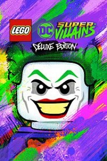 LEGO DC Super-Villains Deluxe Edition (PC DIGITAL)