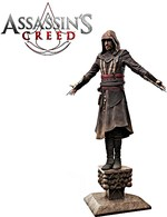 Figurka Assassins Creed Movie - Aguilar (35 cm, Triforce)