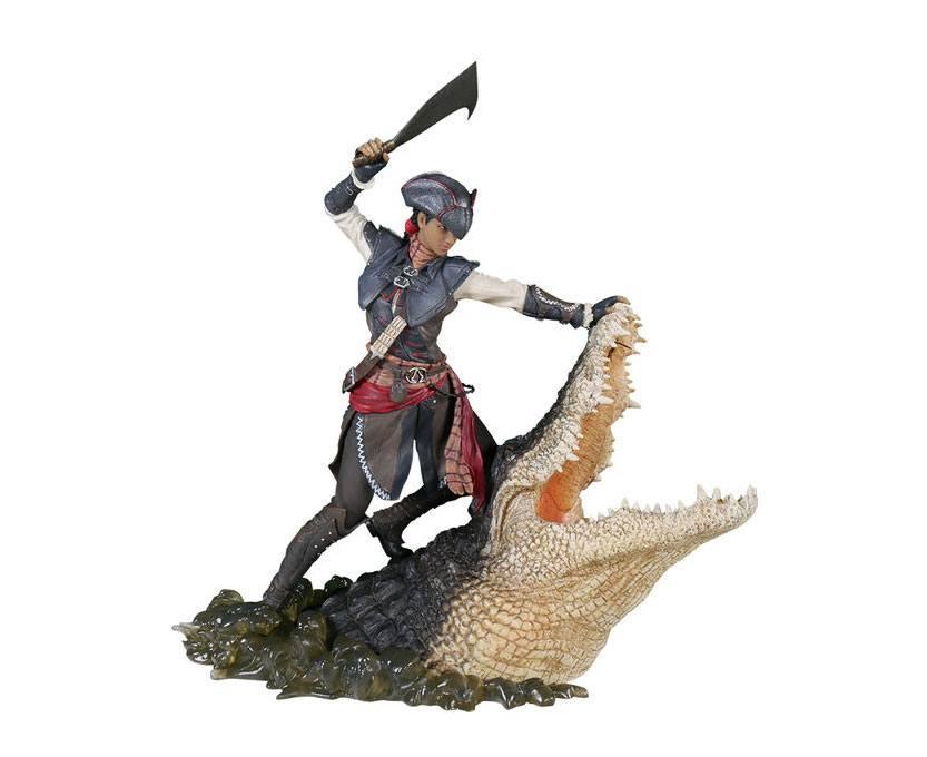 Figurka Assassins Creed - Aveline de Grandpré  (PC)