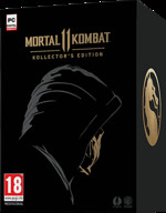 Mortal Kombat 11 - Kollectors Edition