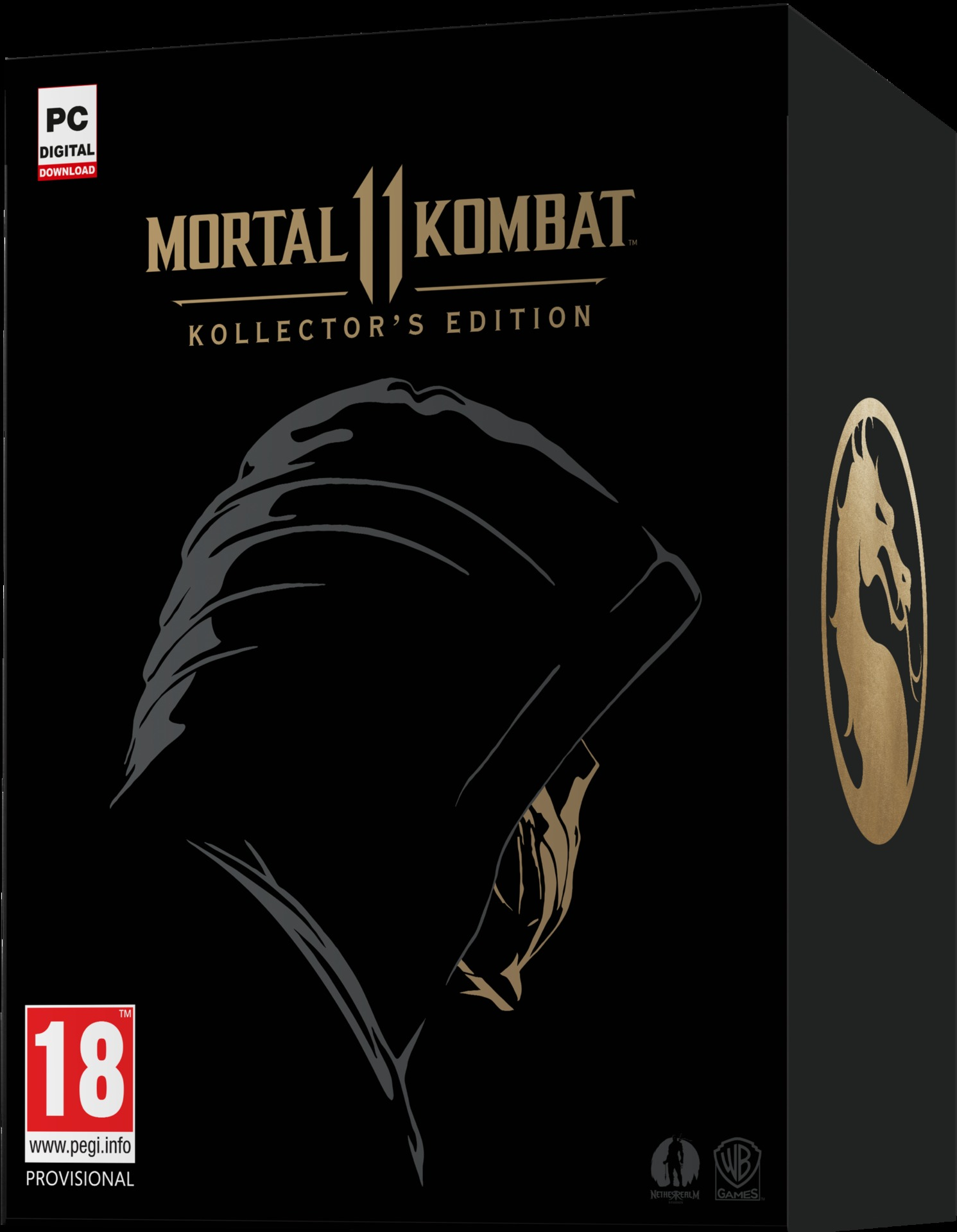 Mortal Kombat 11 - Kollectors Edition (PC)