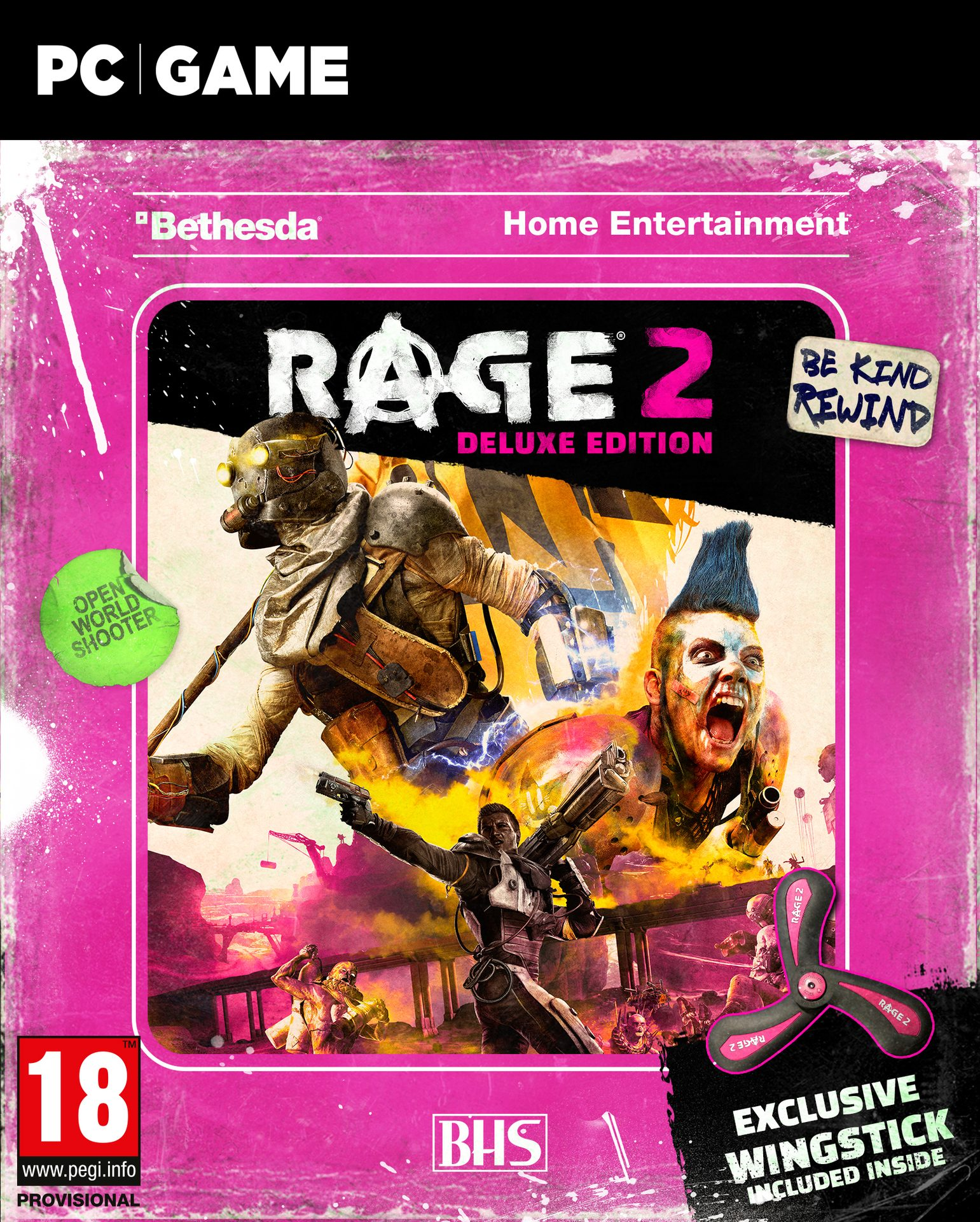 RAGE 2 - Wingstick Deluxe Edition (PC)