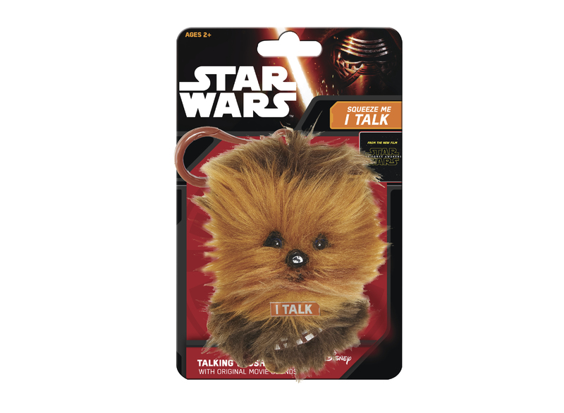Plyšák Star Wars - Chewbacca (mluvící) (PC)