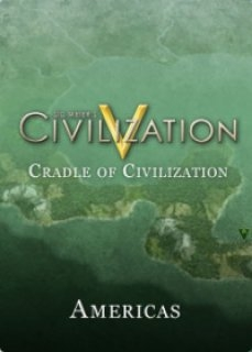 Sid Meiers Civilization V Cradle of Civilization Americas MAC (PC DIGITAL) download