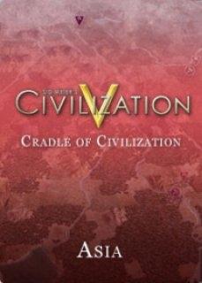 Sid Meier's Civilization V Cradle of Civilization Asia MAC (PC DIGITAL) (PC)