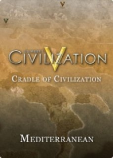 Sid Meiers Civilization V Cradle of Civilization Mediterranean MAC (PC DIGITAL) download