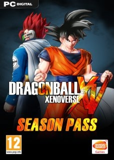DRAGON BALL XENOVERSE Season Pass (PC DIGITAL) (PC)