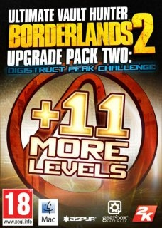 Borderlands 2 Ultimate Vault Hunter Upgrade Pack 2 Digistruct Peak Challenge MAC (PC DIGITAL)