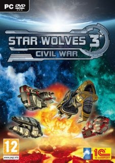 Star Wolves 3 Civil War (PC DIGITAL) (PC)