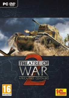 Theatre of War 2 Africa 1943 Centauro (PC DIGITAL)