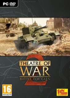 Theatre of War 2 Kursk 1943 Battle for Caen (PC DIGITAL)