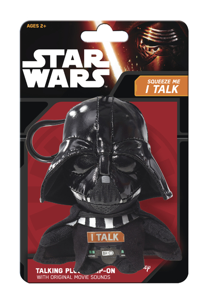 Plyšák Star Wars - Darth Vader (mluvící) (PC)