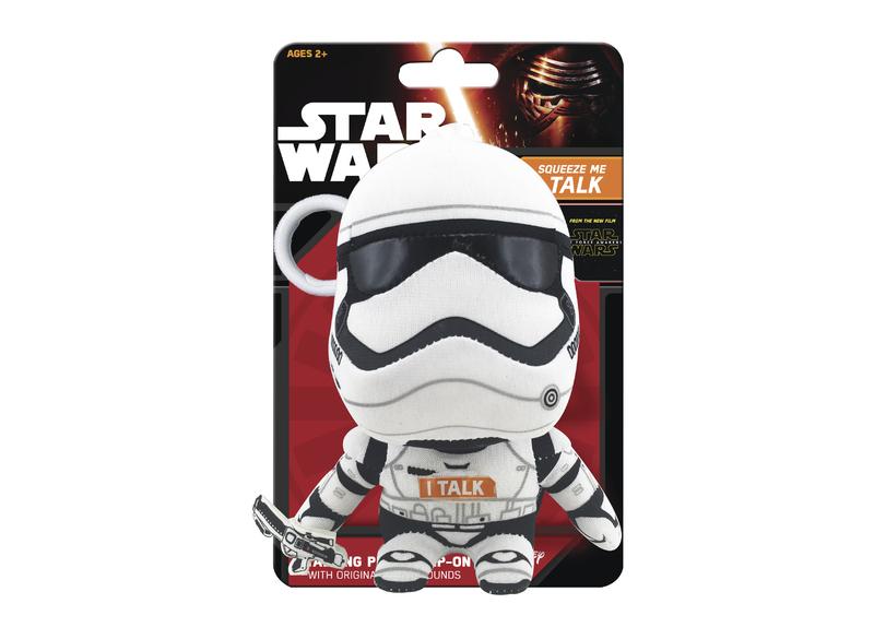 Plyšák Star Wars - Stormtrooper (mluvící) (PC)