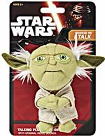 Plyšák Star Wars - Yoda (mluvící)