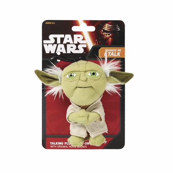 Plyšák Star Wars - Yoda (mluvící) (PC)