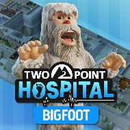 Two Point Hospital: Bigfoot (PC DIGITAL)