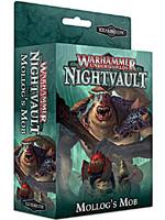 Desková hra Warhammer Underworlds: Nightvault – Mollogs Mob (rozšíření)