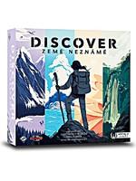 Desková hra Discover: Země neznámé
