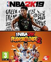 NBA 2K19 + NBA 2K Playgrounds 2 (PC DIGITAL)