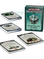 Desková hra Warhammer Underworlds: Echoes of Glory (sada karet)