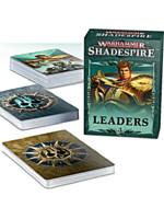 Desková hra Warhammer Underworlds: Shadespire - Leaders (sada karet)