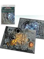 Desková hra Warhammer Underworlds: Shattered City (herní deska) (PC)