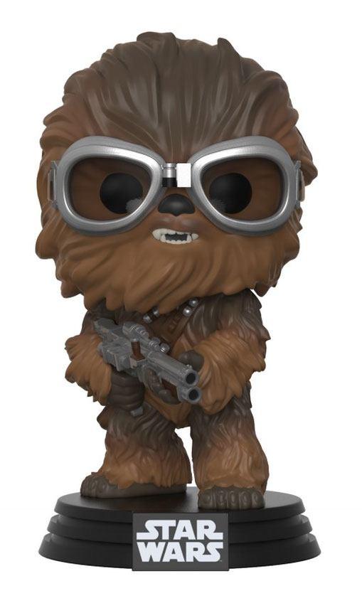 Figurka Star Wars - Chewbacca with Goggles (Funko POP! Bobble-Head)   (PC)