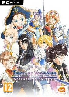 Tales Of Vesperia Definitive Edition (PC DIGITAL)