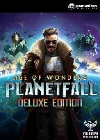 Age of Wonders: Planetfall Deluxe Edition (PC) Klíč Steam (PC)